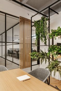 View the full picture gallery of Ondatel Open Concept Office, Open Office Design, Office Reception Design, Cool Office Space, Corporate Office Design, Office Interior Design, Office Interiors, Modern Office Spaces, Modern Reception Area