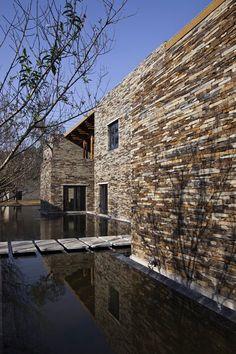Son La restaurant, Provincia di Son La, 2014 - Vo Trong Nghia Architects