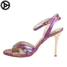 WOMEN TANGO SHOES IN PEARLESCENT ORCHID LEATHER