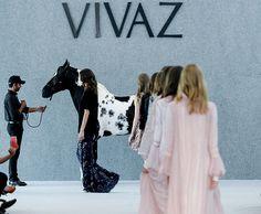 O desfile da Vivaz abriu a edição de outono-inverno 2016 do Minas Trend com direito até a cavalo na passarela! A Lilian mostra cenas do backstage e conversa com a estilistas da marca – clica no play pra conferir!