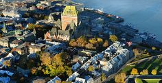 Old Quebec City (Quebec City, Canada) - The Old City is a great place to walk. Feels like a piece of Europe, and great history all around. Old Quebec, Quebec City, Great Places, Places Ive Been, Canada, Old City, Amazing Destinations, France, North America