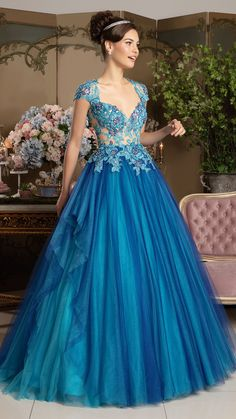Prom Dresses With Sleeves, Ball Dresses, Ball Gowns, Evening Dresses, Formal Dresses, Wedding Dresses, Pretty Quinceanera Dresses, Beautiful Dresses, Party Dress