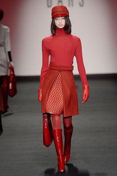 Daks Autumn London Fashion Week AW15