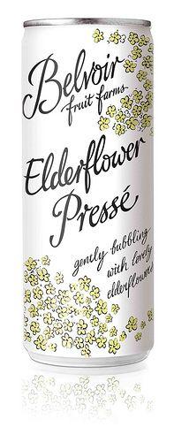 Belvoir Fruit Farms Elderflower Pressé