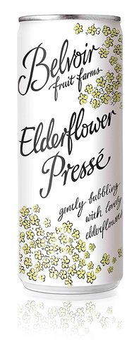 Belvoir Fruit Farms Elderflower Pressé
