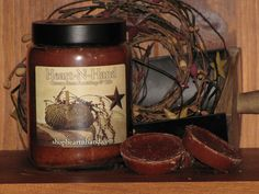 Heart-N-Hand - Gifts and Home Furnishings - cinnamon candle & wax melts