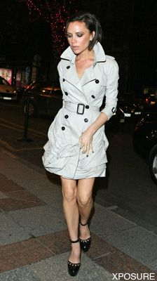Burberry trench coat celebrity style icons