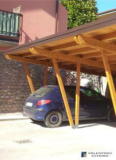 21 fantastiche immagini su tettoia carport per auto nel for Carport 2 posti