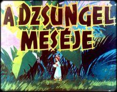 A dzsungel meséje - régi diafilmek - Picasa Web Albums Children's Literature, Comic Books, Comics, Retro, Cover, Painting, Freddie Mercury, Wild Animals, Albums