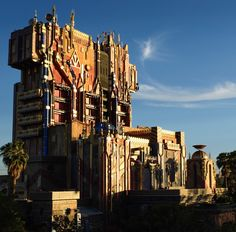 New Guardians of the Galaxy ride at California Adventure