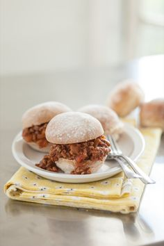 Not-So-Sloppy Joes - Read More at Relish.com