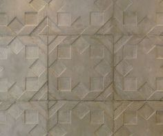 Wall-mounted tile / ceramic / 3-D / indoor. ARABESQUE  NADA DEBS