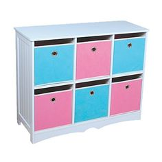 $ 65(sale price) Kids Caboodle Cabinet with 6 Drawers White - @ The Warehouse Assembled Dimensions: 785mm (w) x 300mm (d) x 650mm (h)
