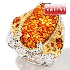 This is an amazing ring!