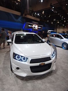 Exclusive Chevy Sonic SEMA 2011 Pictures! - Chevy Sonic Owners Forum