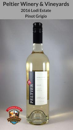 #wine #pinotgrigio #cwc #cawineclub #lodi