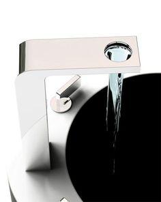 Ring Faucet by Sun Liang | Yanko Design