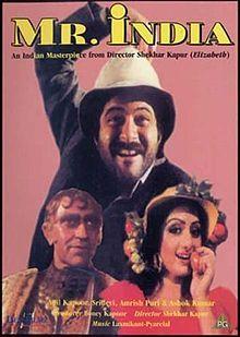 Mr. India - calender