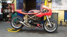 Ducati 748 Café racer