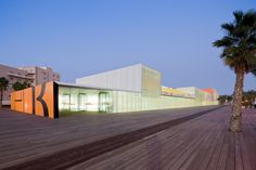 El Batel, Selgas Cano Architects via iGNANT.de