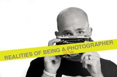 realities of being a full time photographer - http://tocofi.com
