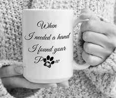 Dog Dad Gifts, Gifts For Pet Lovers, Gifts For Dad, Happy Birthday For Him, Birthday Gift For Wife, Dad Mug, Custom Mugs, Dog Photos, Dog Mom