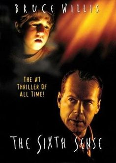 By far, The Sixth Sense is the best M. Night Shyamalan movie ever. U didn't know what to expect during the movie.