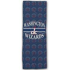 Washington Wizards Logo Yoga Mat Towel
