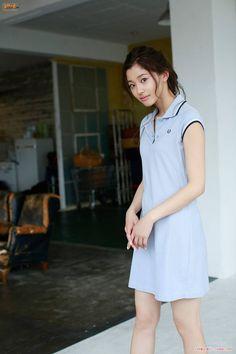 十分解渴的美女朝比奈彩(12)