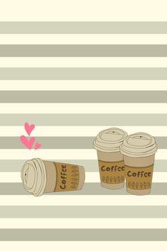Coffee wallpaper...