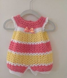 This hint of crafts is great for anyone who wants to learn new steps crochet and market products. Learn how to make this crochet overa...