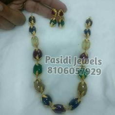 Beaded Jewelry, Jewellery, Pearl Chain, Gold Beads, Jewels, Bracelets, Fashion, Moda, Jewerly