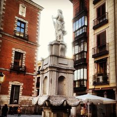 Plaza de las Provincias