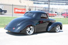 Willy's coupe '41