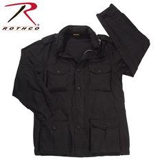 Rothco Vintage Lightweight M-65 Field Jacket