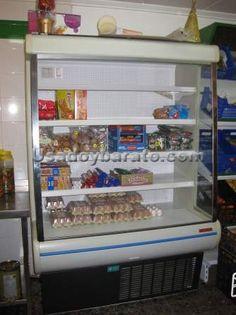 Se vende Vitrina expositora frigorífica en Valencia