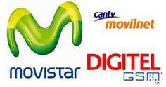 Configuraci�n puntos de acceso (APN) Digitel, Movilnet y Movistar