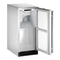 U-Line 15 Inch Outdoor Clear Ice Maker