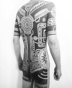 Search inspiration for an Ornamental tattoo. Men Sweater, Ornaments, Tattoos, Instagram Posts, Artist, Sweaters, Pants, Inspiration, Black