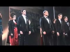 Oscar 2013 -Les Miserables Live Performance- Entire cast