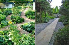 DADA IDEA: Pavaje - alei Sidewalk, Landscape, Interior Design, Nest Design, Scenery, Home Interior Design, Side Walkway, Interior Designing, Walkway