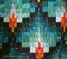 Turn your love of strip-piecing into a graphic quilt top with bargello piecing! These stunning bargello quilting patterns from the Craftsy community will help you see this technique in a whole new light.