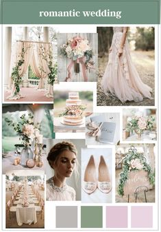 Creating a Vision Board for Your Wedding