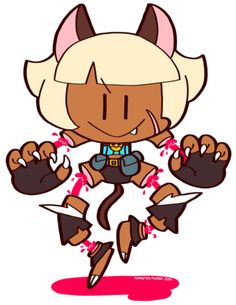 Ms. Fortune, Skullgirls