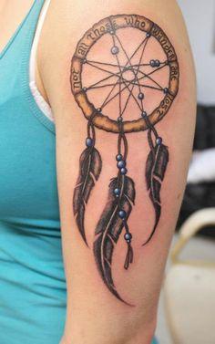 51 Inspiring Dreamcatcher Tattoos For Women  #dreamcatchertattoos #dreamcatchertattoo #dreamcatchertattoodesigns #tattoosforwomen