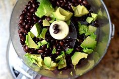 Cara's Cravings » A Treat for Your Sweet: Black Bean & Avocado Brownies