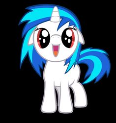 Why don't people understand that DJ Pon3 does not have red eyes!