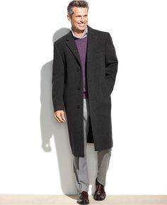 Lauren Ralph Lauren Columbia Cashmere-Blend Overcoat