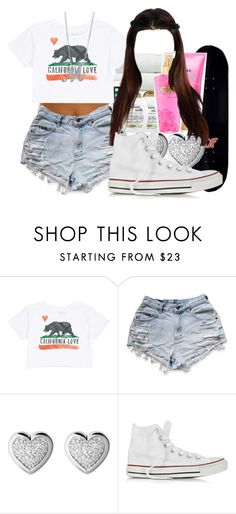"""Skatepark on day six"" by carameldelightboo ❤ liked on Polyvore featuring Billabong, Links of London, Converse and BERRICLE"