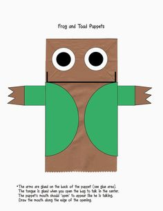 Frog and Toad Activities (Grades 1-3)